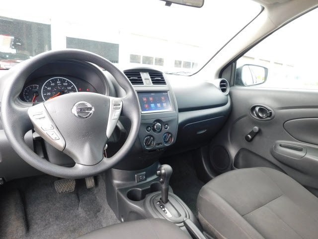 Pre-Owned 2019 Nissan Versa Sedan 1.6 S Plus