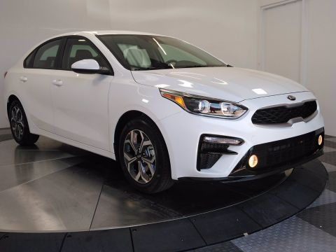 New 2020 Kia Forte LXS FWD 4dr Car