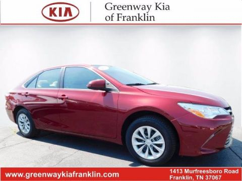 Pre-Owned 2017 Toyota Camry XSE FWD 4dr Car