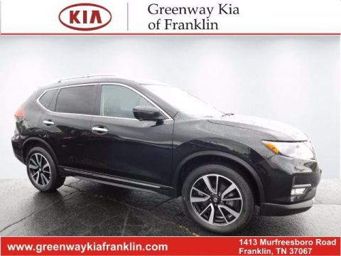 Pre-Owned 2019 Nissan Rogue SL AWD Sport Utility
