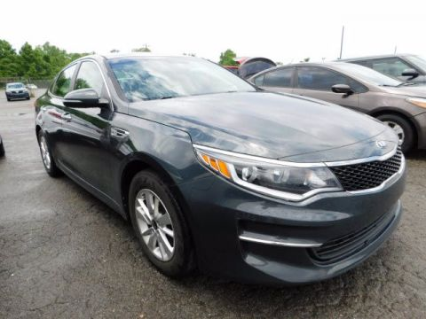Pre-Owned 2016 Kia Optima LX FWD 4dr Car