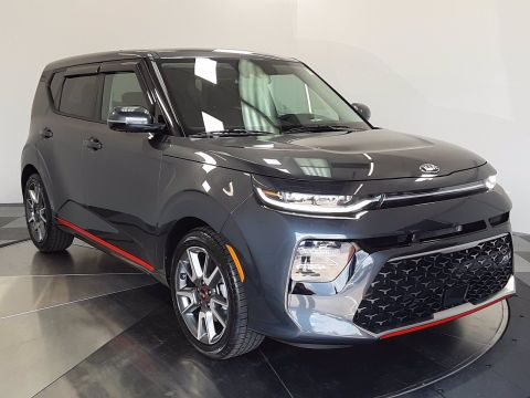 New 2021 Kia Soul Turbo FWD Hatchback