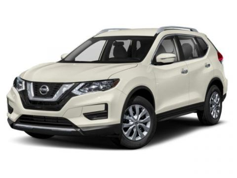 Pre-Owned 2019 Nissan Rogue SV FWD Sport Utility